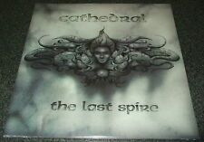 CATHEDRAL-THE LAST SPIRE-2013 2xLP SILVER VINYL-LIMITED TO 500-NEW