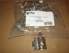 """Trilogy TSH-U78 Universal Snap-in Hanger for 7/8"""" AirCell Coax cable -10pk"""
