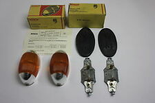 Bosch Doppelblinkleuchte NFZ LKW Oldtimer 0311601004 NEU Hanomag Faun O+K Volvo