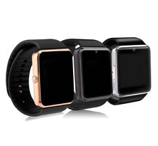 GT08 Touch Screen Bluetooth Smart Wrist Watch Phone Mate For Android IOS iPhone*