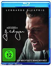 J. EDGAR (Leonardo DiCaprio, Naomi Watts) Blu-ray Disc NEU+OVP