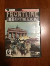 Frontline Berlin 1945 PC BRAND NEW SEALED