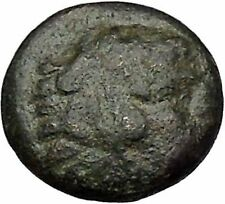 LYSIMACHOS successor of Alexander the Great Hercules Ancient Greek Coin i47849