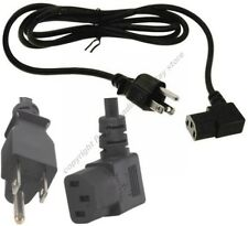 Lot50 6ft Right Angle/RA/Elbow Power Cord/Cable PC/Printer IEC320 C13 10A 125V