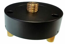 New Screw Type Fixed Center Tribrach Adapter for Leica, Topcon, Trimble