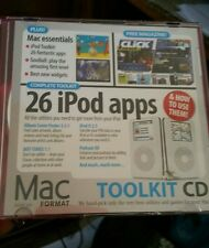 MAC FORMAT Toolkit CD 26 Ipod Apps - FREE POST