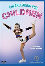 Cheerleading for Children Instructional DVD - Learn How to Cheer!  Free Shipping