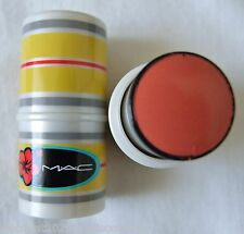 "MAC Surf Baby Blushette Cream Blusher Stick in ""Barbara-Ann"" Coral Unboxed 4.2Gr"