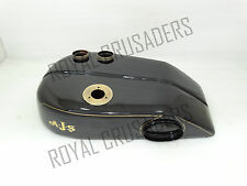 BRAND NEW AJS K8 HAND GEAR BLACK PAINTED PETROL TANK (REPRODUCTION) @pummy