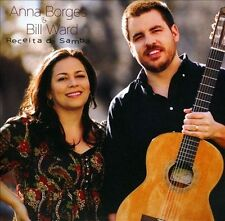 Receita De Samba by Anna Borges/Bill Ward (CD, Oct-2011, CD Baby (distributor))