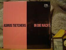 ASMUS TIETCHENS In Die Nacht LP/1982/Esplendor Geometrico/Vivenza/Die Form/NEW!