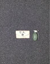 Soldier Story 1/6 Henry Kano 442nd Infantry Regiment - Grenade w/ 1st Aid Pouch