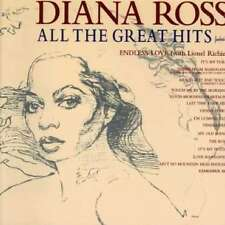 Diana Ross - All The Great Hits CD MOTOWN
