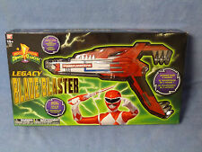 Power Rangers Mighty Morphin Legacy Blade Blaster - NEW & Sealed DIECAST