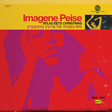 THE FLAMING LIPS Imagene Peise Atlas Eets Christmas RED Vinyl LP NEW BF 2014