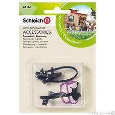 Schleich Schleich Pony Saddle & Bridle