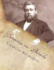 Sermons on Proverbs by Charles H. Spurgeon (2013, Paperback)
