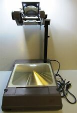 3M 2000AG Professional Portable Folding Overhead Projector w/ Case- Works