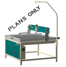Broekx CNC PLASMA TABLE PLANS 4X4 Table diy plans
