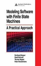 Modeling Software with Finite State Machines: A Practical Approach-ExLibrary