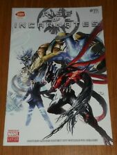 RISE OF INCARNATES #16 MARVEL BANDAI COMICS
