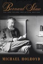 Bernard Shaw: The One-Volume Definitive Edition-ExLibrary