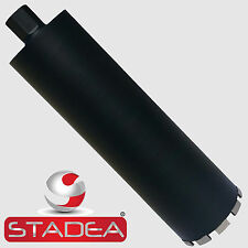 Stadea Diamond Concrete Hole Saw 5 Inch Core Drill Bit For Concrete Block Coring