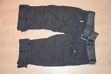 Edc by Esprit Damen Shorts PLAY, 38, W29/L32, turn up, cargo, grau, grey, womens