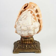 Antique Grand Tour Souvenir, Hand Carved Shell on Plinth, Cameo Psyche & Cupid