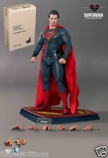2013 Hot Toys 1/6th DC Comics Man of Steel Superman MMS200 Sealed Brown Box