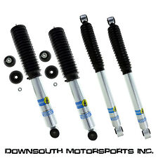 Bilstein 5100 Series for GMC/Chevrolet 2500HD Front and Rear shocks 2001-2010