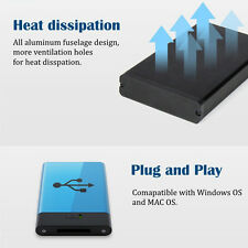 External Storage Enclosure HDD Disk Case SATA Converter Adapter 3.5Inch USB3.0