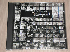 PETER HAMMILL - NADIR'S BIG CHANCE - CD COME NUOVO (MINT)