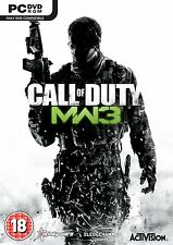 Call Of Duty: Modern Warfare 3 Iii (Pc-dvd) Nuevo Sellado