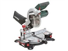Metabo - KS 216 216mm Mitre Saw Lasercut 1350 Watt 240 Volt