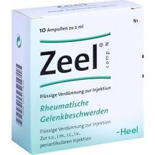 ZEEL comp. N Ampullen   10 st   PZN 277836