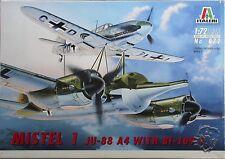 Italeri 1/72 Junkers Ju 88A & Messerschmitt Bf 109F 'Mistel I' #072