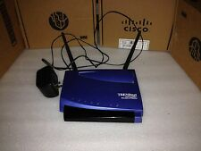 Wireless 802.11g Turbo-G SOHO Router Model No :- TEW-411BRPpl  Real time listing