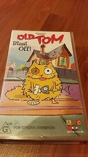OLD TOM BLAST OFF!  -  ABC  VHS VIDEO TAPE