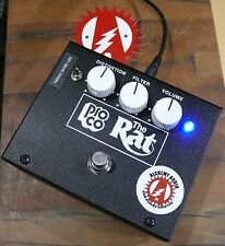 Alchemy Audio Modified ProCo The Rat Big Box Distortion Guitar Effects Pedal