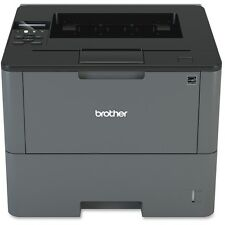 New Brother Hl-L6200dw Laser Printer Wl Duplex Business Printer