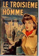Livre d'occasion de  1958 -Le Troisième Homme -  Graham Greene
