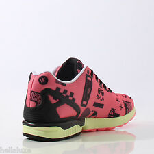 ~NEW~Adidas ZX FLUX PLACE HOLDER Running 8000 TORSION Boost gym Shoes~Mens sz 11