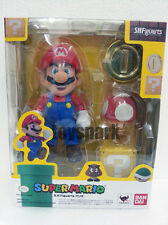 New Bandai S.H. Figuarts Nintendo SUPER MARIO action figure shf will bros