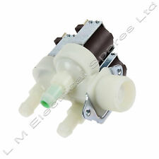 Triple Solenoid Water Inlet Valve Compatible With Miele Washing Machines 240V