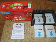 IN A PICKLE The What's In A Word Game - 2 to 6 Players - Ages 10 and Up