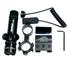 20mm roten Laserpunkt-Anblick-Bereich QD Schiene Picatinny Berg Rifle Licht