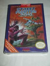 Street Fighter 2010: The Final Fight (Nintendo NES, 1990) NEW Sealed #2