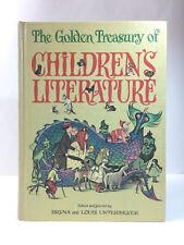 The Golden Treasury Of Children's Literature Bryna & Louis Untermeyer 71 stories