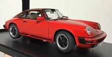 NEW Porsche 911 Carrera Autoart 1:18 Scale 1988 red diecast model car